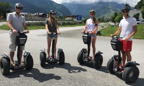 Segway Zell am See