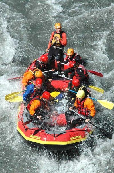 Rafting_Salzach