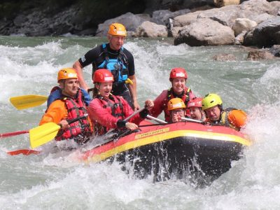Rafting Zell am See